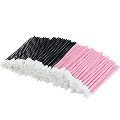 Wand Lip Gloss Applicator Brushes Disposable Make Up Brush Lipstick Tool 200pcs Lip Gloss Applicator