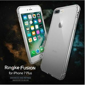 NEW - Ringke Fusion Clear iPhone 7 Plus Case