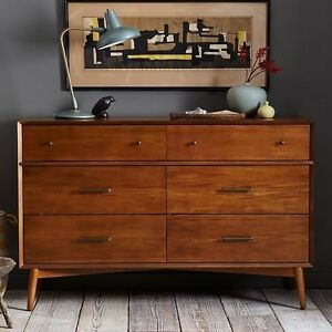 WANTED - Mid Century Modern Dressers or Night Stands