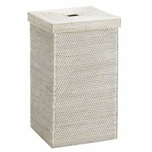 West Elm Weave tall basket (laundry linen storage) - 2 available