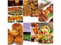 Caribbean Street Food Caterer