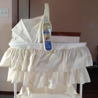 Bassinet for sale with good conditon