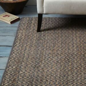 Brand New Natural Jute / Sisal Area Rugs