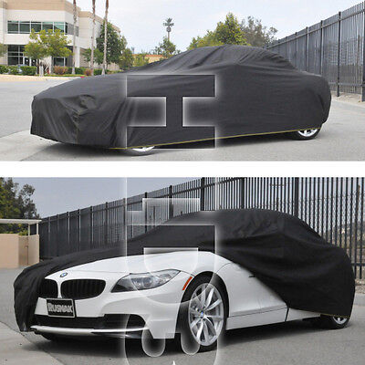 2009 2010 2011 2012 BMW 740 750 Breathable Car Cover