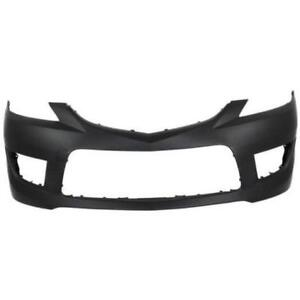 New Painted 2008 2009 2010 Mazda Mazda5 Front Bumper