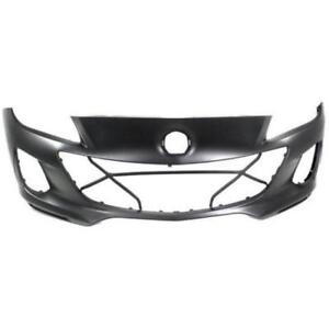 New Painted 2012 2013 Mazda Mazda3 Front Bumper