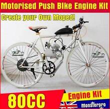 80cc motorised bicycle engine petrol starter kit BRAND NEW Granville Parramatta Area Preview