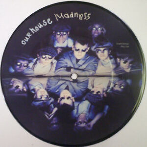 Madness, Our House, NEW/MINT RARE PICTURE DISC 7 inch vinyl single