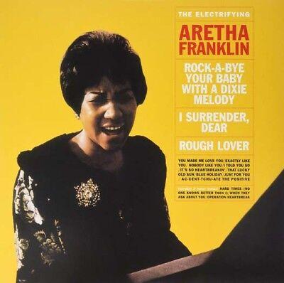 ARETHA FRANKLIN The Electrifying (3 bonus tracks) LP Vinyl NEW