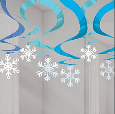 Frozen party decorations, party supplies, snowflake backdrop, princess ideas, - Princess Party Decoration Ideas