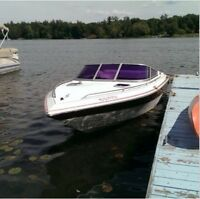 21ft thunder craft ! trade for?