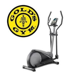 NEW* GOLDS GYM TRAINER ELLIPTICAL Sports  Rec Exercise  Fitness Elliptical Trainers  Steppers EQUIPMENT 104637204