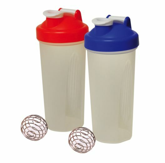 700ml 24oz PROTEIN SHAKER BLENDER MIXER DRINK BOTTLE CUP NUTRITION PROTEIN BALL