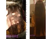 ***HAIR EXTENSIONS ***