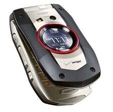 Casio G'zOne Boulder C711 - Black Silver (Verizon) Cellular Phone