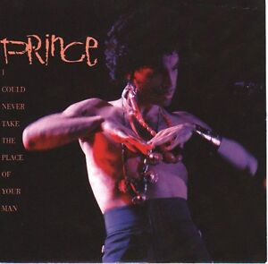 PRINCE-I-Could-Never-Take-The-Place-Of-Your-Man-PICTURE-SLEEVE-7-45-record-NEW