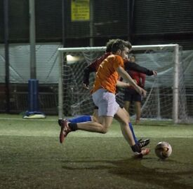 8 a-side 4G Football Players Wanted - Camden - Play When You Want, 8-9pm (Weds)