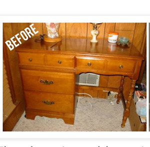 Casually Looking For Old Desk