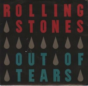 ROLLING-STONES-Out-Of-Tears-SOLID-SLEEVE-7-45-rpm-vinyl-record-NEW