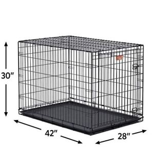 Petmate Pet home training kennel - Large