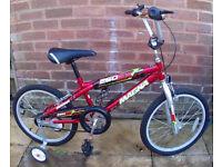 New Magna Boys Bike £50