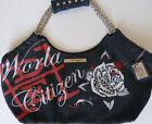 Ed Hardy Canvas Satchel Bags & Handbags for Women