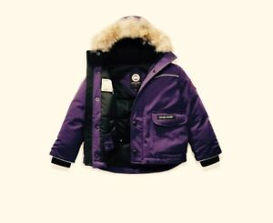 Canada Goose down filled kid jacket