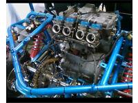 Cbr 1000 bike engine quad buggy