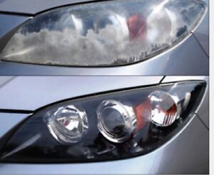 Headlight/ Tail light restoration or Tint!