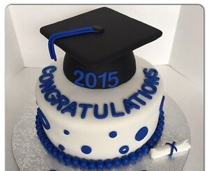 Graduation cakes Beecroft Hornsby Area Preview