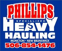 Heavy Haul & Flatbed Truck Drivers