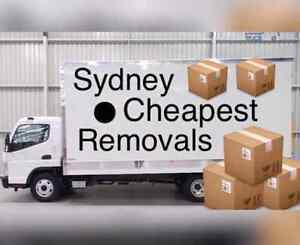 ~ Sydney Cheapest House & Furniture Moving Services ~  # Cheapest Cabramatta Fairfield Area Preview