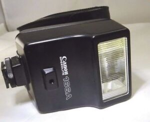 Canon Speedlite 166A Shoe Mount Flash for Canon