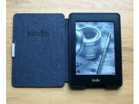 Amazon Kindle Paperwhite ~like new~ 7th Gen 4GB Wifi&3G model, boxed with Kindle case
