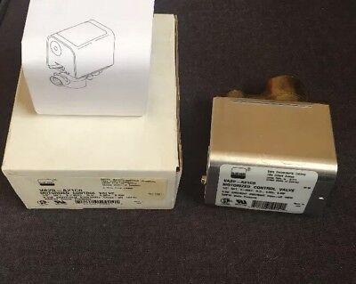 Nib Siebe Enviromental Va20-a21c0 2 Way Motorized Control Valve 12 Npt