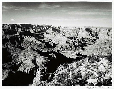 Fine Art Photography - Grand Canyon - Signed, Numbered - Silver Gelatin Print