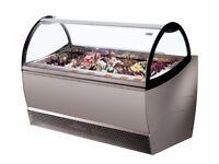 Freezer Italy ISA Millennium Ice Cream