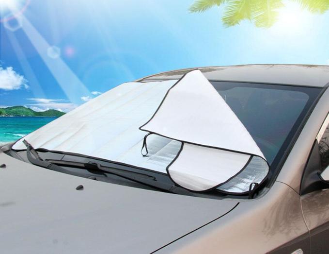 Frontscheiben Windschutzscheiben Abdeckung Auto Scheibenabdeckung XXL PKW Frost