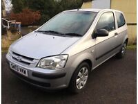 HYUNDAI GETZ GZI (MUST BE SEEN)