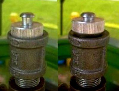 John Deere E Stover Hit Miss Engine Custom Crankcase Breather Stops Oil Leaks
