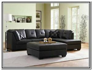 Brand New PU Leather Chaise Sofa / Sofa Bed/Lounge Sofa Bundall Gold Coast City Preview