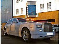 Wedding Car | Prom Cars| Chauffeur Driven | Mercedes E Class | Rolls Royce Hire | Range Rover Sport