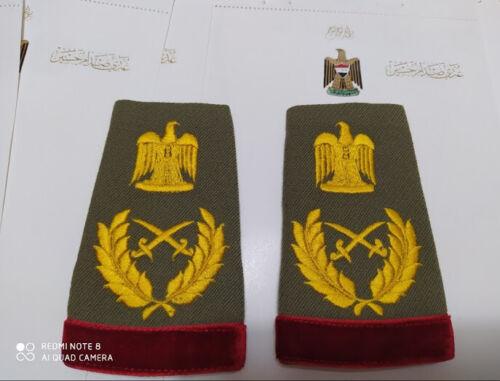 saddam hussein of iraqi  rank Mushir iraq qatar kuwait arab emirates original