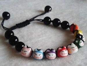 Lucky Cat Bracelets