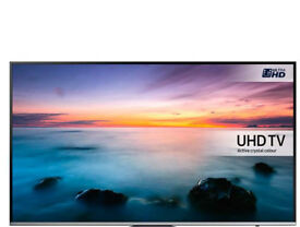 "Samsung 40"" LED smart 4k ultraHD HDR wi-fi Warranty"