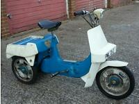 1970 BSA ARIEL 3 - Very Rare 3-Wheeled Tilting Road Legal 49cc Moped In Full Working Order