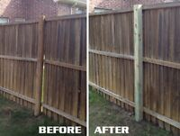 Fence&Deck•Repair•New or old•Paint an Stain•Aesthetic Solutions