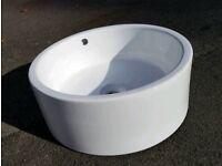 Modern counter top sink