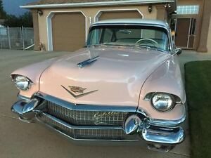 1956 Cadillac Fully Restored (Professionally)