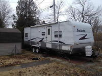 Travel Trailer Salem 30'